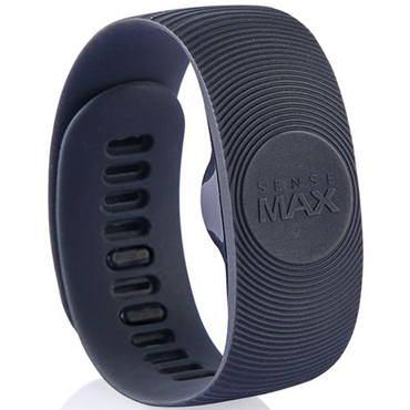 SenseBand, черный Интерактивный браслет для мастурбации товары для мастурбации mystery hee