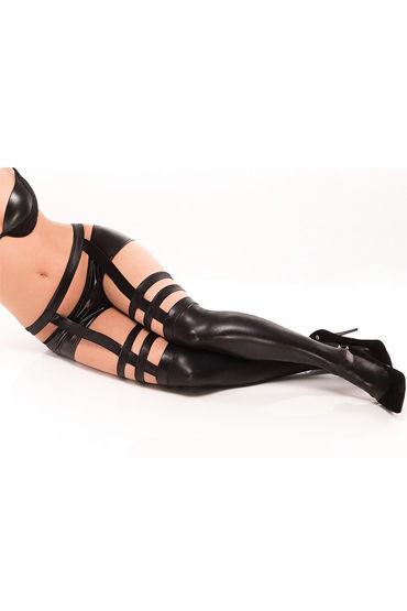 Coquette чулки С поясом и подвязками для чулок hjnbxtcrfz обувь цвет прозрачный 5