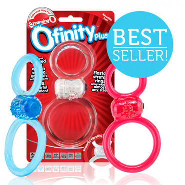 Screaming Ofinity Plus, прозрачное