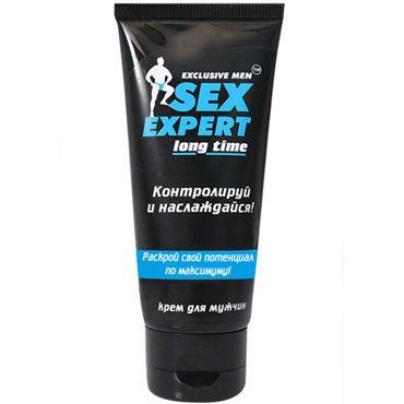 Bioritm Sex Expert Long Time, 40 гр Мужской крем для продления полового акта все товары womanizer