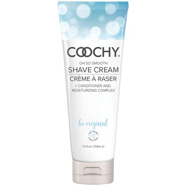 Classic Erotica Coochy Oh So Smooth Shave Cream Be Original, 213 мл Увлажняющий комплекс ароматизированный coochy oh so smooth shave cream sweet nectar 213 мл увлажняющий комплекс ароматизированный