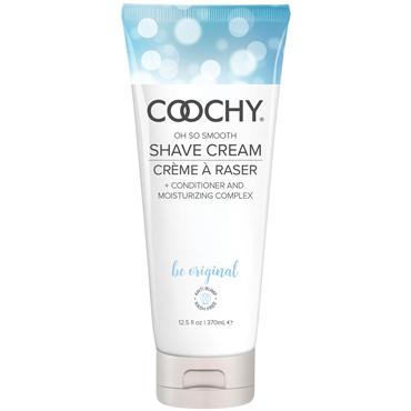 Classic Erotica Coochy Oh So Smooth Shave Cream Be Original, 370 мл Увлажняющий комплекс ароматизированный ф natural instinct be to be для женщин подводка