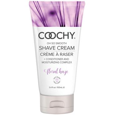 Coochy Oh So Smooth Shave Cream Floral Hazel, 100 мл Увлажняющий комплекс ароматизированный t topco pet pussyamp ass mckenzee miles