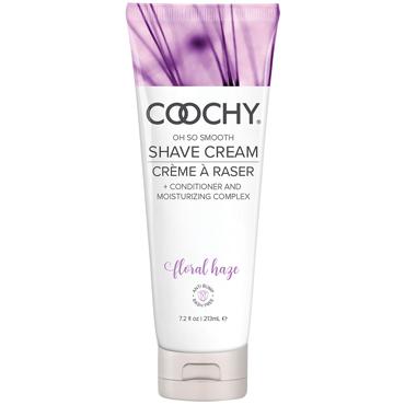 Coochy Oh So Smooth Shave Cream Floral Hazel, 213 мл Увлажняющий комплекс ароматизированный lelo mia2 ii электрический массажер женский вибратор секс игрушки для взрослых розовый