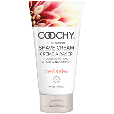 Classic Erotica Coochy Oh So Smooth Shave Cream Sweet Nectar, 100 мл Увлажняющий комплекс ароматизированный ю evolved short amp sweet sugar