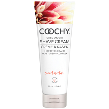 Classic Erotica Coochy Oh So Smooth Shave Cream Sweet Nectar, 213 мл Увлажняющий комплекс ароматизированный ю evolved short amp sweet sugar