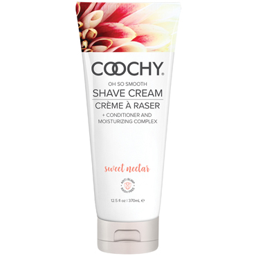 Classic Erotica Coochy Oh So Smooth Shave Cream Sweet Nectar, 370 мл Увлажняющий комплекс ароматизированный ю evolved short amp sweet sugar