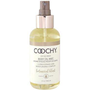 Coochy Body Oil Mist Botanical Blast, 118 мл Увлажняющее масло с феромонами кокосовое масло