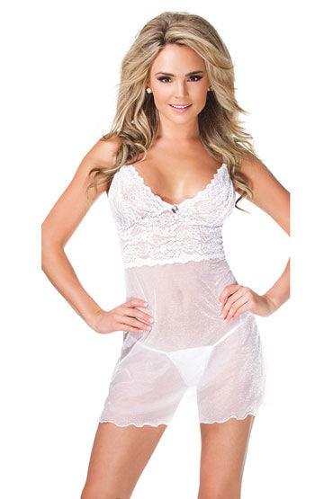 Coquette платье С кружевным лифом d cotelli платье горничной черно белое