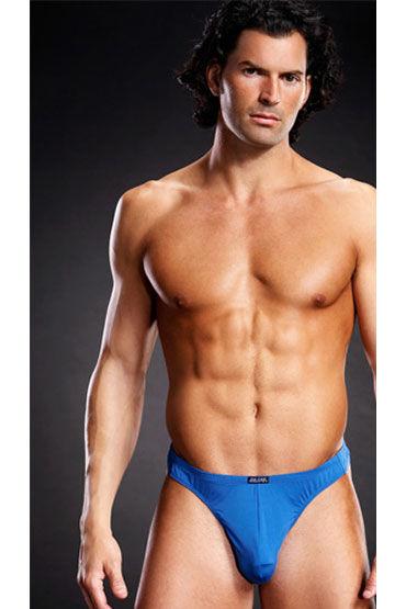 Blue Line мужские танга Из микрофибры мужские трусы из латекса latex gents slip