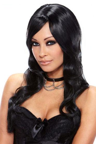 Erotic Fantasy Dark Elegance Длинный парик из объемных локонов erotic fantasy dark lavish