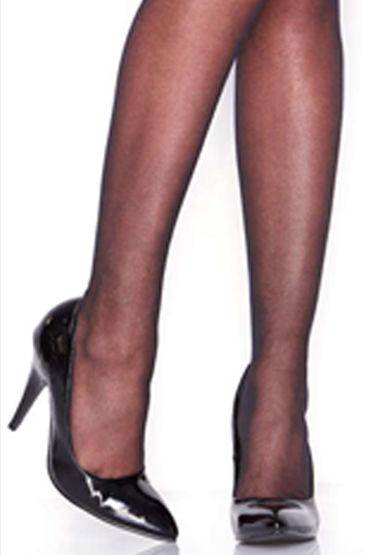 Hustler Classic Черные туфли на шпильке эротическая одежда и обувь материал эластан