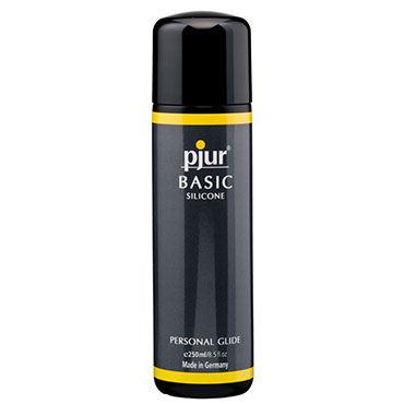 Pjur Basic Silicone, 250 мл Универсальный силиконовый лубрикант pjur basic waterbased 30 мл