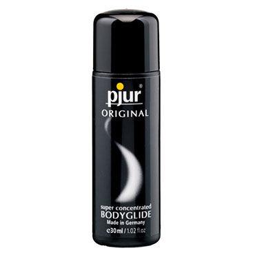 Pjur Original, 30 мл Концентрированный силиконовый лубрикант pjur superhero lubricant 30 vk и