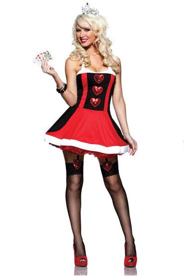Seven til Midnight Сердцеедка Мини-платье с воротником и тиара toy joy legend massager розовый вибростимулятор оригинальной формы