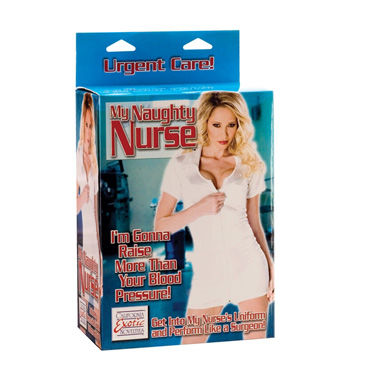 California Exotic My Naughty Nurse