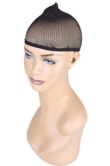 Erotic Fantasy сетка для волос, черная Аксессуар для парика erotic fantasy трубочка для напитков светящаяся оригинальная для тематических вечеринок