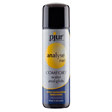 Pjur Analyse Me Comfort Water Anal Glide, 250мл Анальный лубрикант на водной основе духи sexy life мужские 9 объем 10 мл