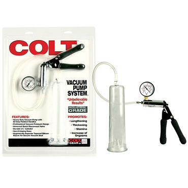 California Exotic Colt Vacuum Pump System