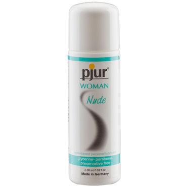 Pjur Woman Nude, 30 мл Нежный женский лубрикант pjur med premium glide 4 мл гипоаллергенный силиконовый лубрикант