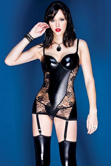 Coquette мини-платье С нежными кружевными вставками женское платье edokin 2015 2503 2015