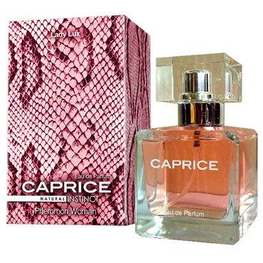Natural Instinct Caprice для женщин, 100 мл Духи с феромонами natural instinct silk heart для женщин 50 мл духи с феромонами