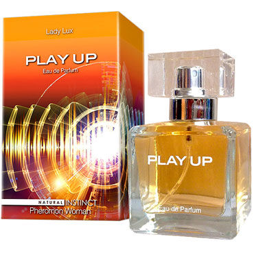 Natural Instinct Play Up для женщин, 100 мл Духи с феромонами духи lady lux play up natural instinct женские 100 мл