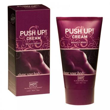 Hot Push Up Cream, 150мл Крем увеличивающий грудь женская грудь типы
