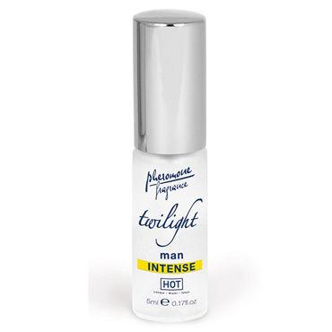 Hot Twilight Man Intense, 5мл Мужские духи с феромонами hot man twilight 50 мл духи для мужчин с феромонами
