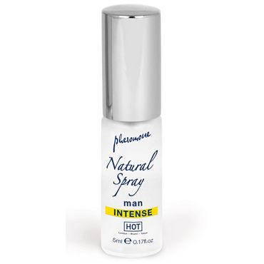 Hot Naturale Spray Man Intense, 5мл Спрей с феромонами, мужской ю ивыь арсенал трусики для маленьких насадок