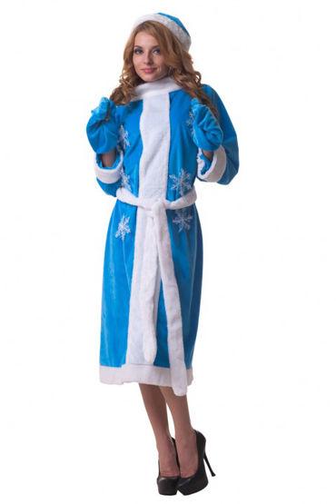 Le Frivole Снегурочка, голубой Костюм ду frivole старшая медсестра ж