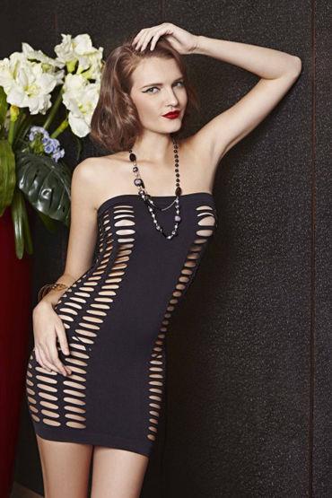 Le Frivole Платье без бретелей С прорезями эротическая одежда и обувь диаметр 3 4 см
