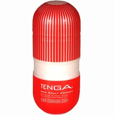 Tenga Air Cushion Cup Мастурбатор с резервуаром для лубриканта т seven til midnight комплектации