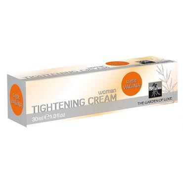 Shiatsu Tightening Cream Woman, 30мл Крем для женщин с сужающим эффектом возбуждающие средства для женщин shiatsu