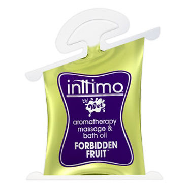 Wet Inttimo Forbidden Fruit, 10 мл Массажное масло, дикие ягоды original forbidden fruit invisibobble original forbidden fruit