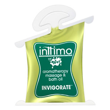 Wet Inttimo Invigorate, 10 мл Массажное масло, эвкалипт и лимон y wet fun flavors tropical fruit explosion 10 vk