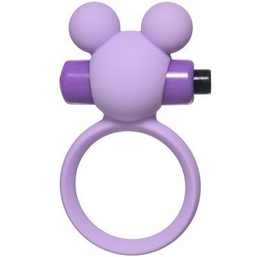 Lola Toys Emotions Minnie, фиолетовое Эрекционное виброколечко вибратор baile 7 nipple su