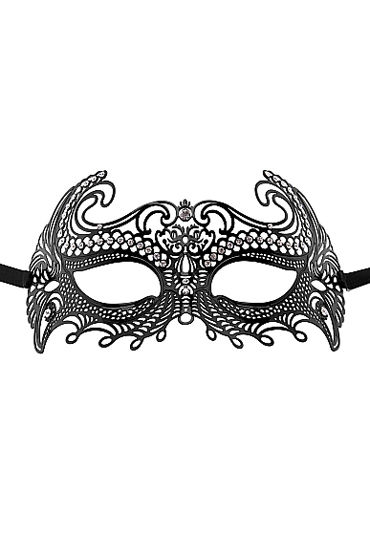 Ouch Sea Goddes Masquerade, черная Маска на глаза в венецианском стиле yeduo black sexy lady lace mask for masquerade halloween party fancy dress costume