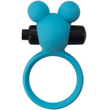 Lola Toys Emotions Minnie, синее Эрекционное виброколечко комплект корсет и трусики le cabaret комплект корсет и трусики