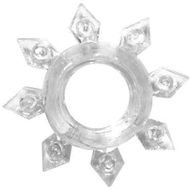 Lola Toys Rings Gear, прозрачное Эрекционное кольцо shots toys sono chain cockring 4 черное эрекционное кольцо