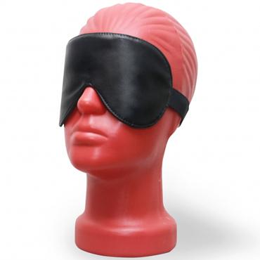 Mens dreams Маска, черная Из экокожи бдсм маски цвет красный