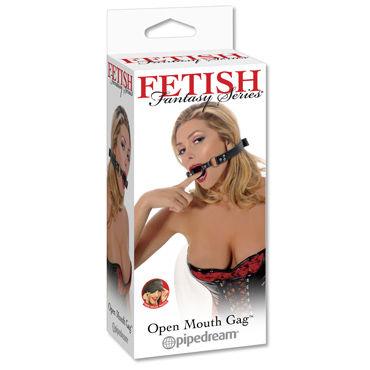 Pipedream Open Mouth Gag Расширитель для рта lola toys open mouth mask черная маска c отверстием для рта