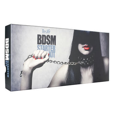Toy Joy BDSM Starter Kit Набор BDSM аксессуаров набор dirty dozen sex toy kit pink