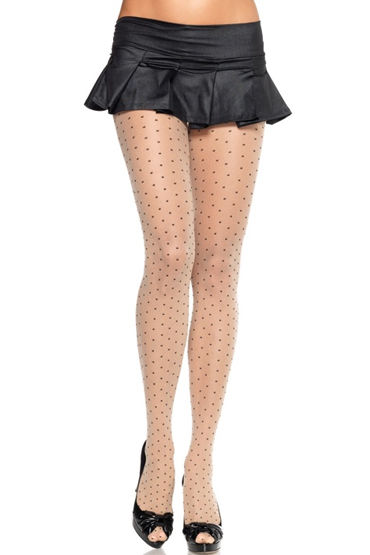 Leg Avenue колготки В кокетливый горошек avanua abra corset black xs