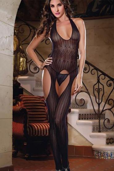 le frivole грязный коп невероятно эротичный костюм Le Frivole кэтсьюит Из ажурного материала