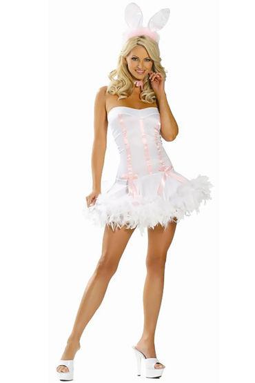 Le Frivole Пасхальный Кролик Игривое мини-платье и ушки desire cool духи с феромонами 8 мл для мужчин древесно морской
