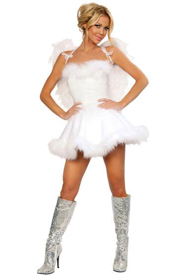 Le Frivole Беспечный Ангел Роскошное расклешенное платье