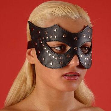 Podium очки-маска С металлическими клепками бдсм маски podium