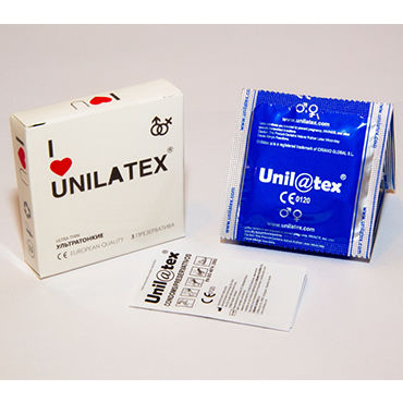Unilatex Ultra Thin - фото, отзывы