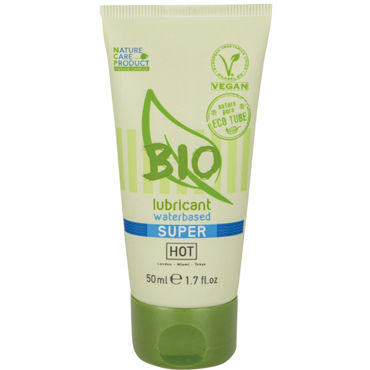 Hot Bio Super, 50 мл Интимный гель гель kama sutra pleasure balm sensations body gel мята 50 мл